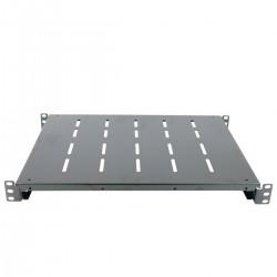 "Bandeja rack 19"" ajustable en profundidad 350 mm 1U"