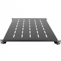 "Bandeja rack 19"" ajustable en profundidad 550 mm 1U"