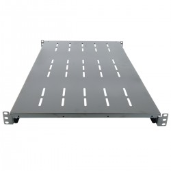 "Bandeja rack 19"" ajustable en profundidad 650 mm 1U"
