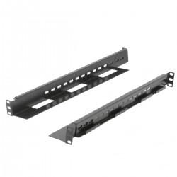 """Guías laterales ajustables de fondo 500mm hasta 930mm para rack 19"""""""