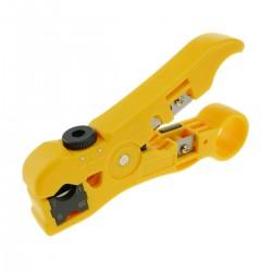 Herramienta cortadora y peladora universal RG59 RG56 RG57 RG11 2P 4P 6P 8P