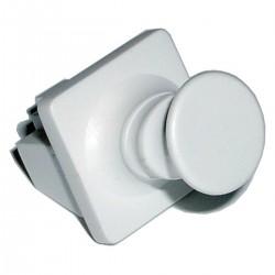 Protector Conector RJ45 Hembra (Blanco)