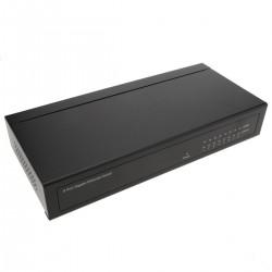 Giga Switch de 10/100/1000 Mbps de 8 UTP