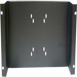 """Soporte de monitor LCD VESA 75 100 para armario rack 19"""" 4U"""