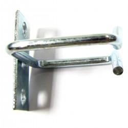 Anilla guíacables para rack 19 de 40x40 lateral 1