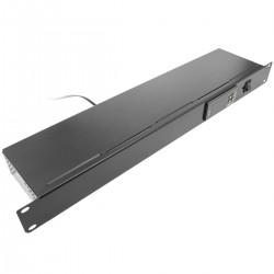 """Termostato digital para kit de ventilación de armario rack 19"""" 1U"""