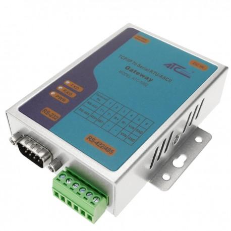 Gateway de comunicación de Modbus RTU/ASCII a Modbus TCP