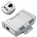 Servidor serie 1 x RS232 a ethernet TCP IP UDP RJ45 10/100 Mbps NCOM-111