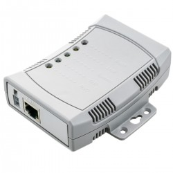 Servidor serie 1 x RS232 RS422 RS485 a ethernet TCP IP UDP RJ45 10/100 Mbps NCOM-113