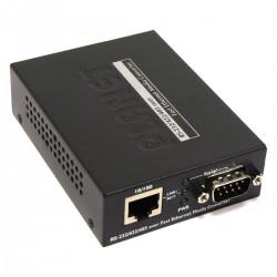 Servidor IP serie RS232 RS422 RS485 de 1 puerto de Planet
