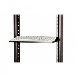 "Bandeja plegable para teclado fondo 180mm 1U para rack19"""