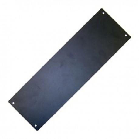 Panel frontal cerrado para carril DIN de 3U rack 19