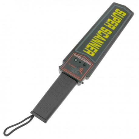 Detector de metales con doble nivel de sensibilidad