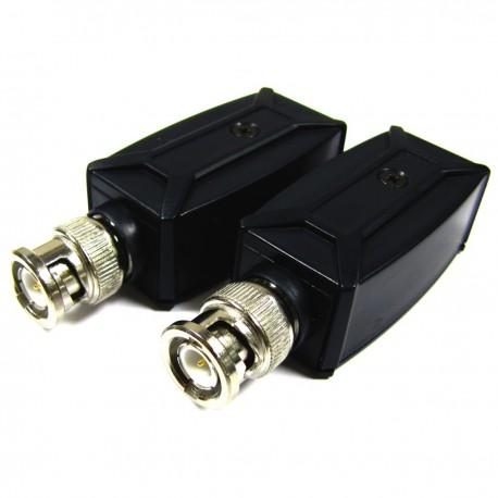 Extensor de vídeo compuesto UTP Cat.5 emisor y receptor CE01