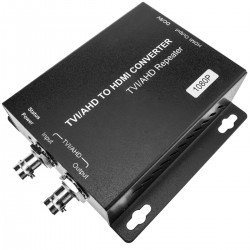 Conversor adaptador de vídeo HD coaxial TVI CVI y AHD a vídeo HDMI