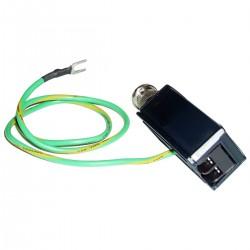 Transceptor de vídeo pasivo BNC a terminal block TTP111VTS