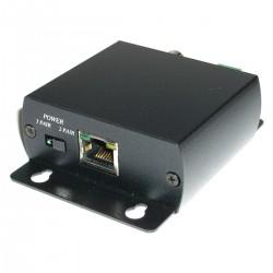 Transceptor de vídeo pasivo BNC ACDC a RJ45 TTP111VPC