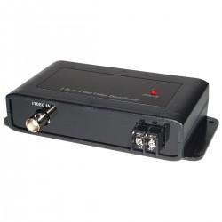 Distribuidor Multiplicador de vídeo de 4 puertos CD104