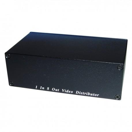 Distribuidor de vídeo de 8 puertos CD108