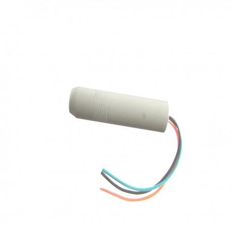Micrófono ambiente para CCTV MIC-02