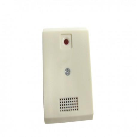 Micrófono ambiente para CCTV MIC-04