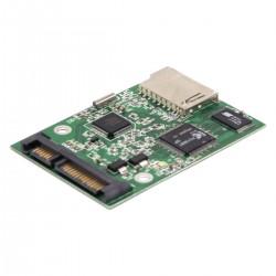 Adaptador de 2.5 SATA-HDD de 1 memoria flash SDHC