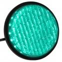 Luz LED para semáforo IP65 100mm de 220VAC verde