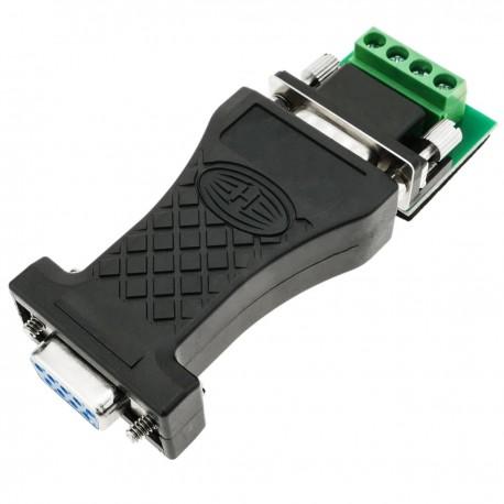 Conversor de RS232 a RS485 Adaptador de 1 puerto