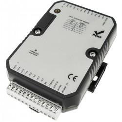 Módulo RS485 Modbus I/O 8 entradas y salidas analógicas 4 entradas digitales