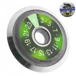 Cuchilla de recambio para cortadora de fibra óptica
