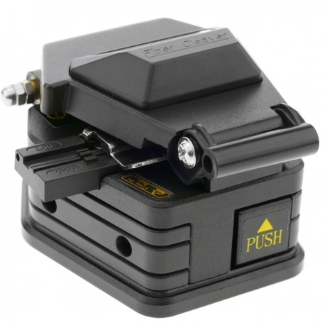 Cortadora de precisión para fibra óptica SKL-6C