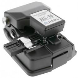 Cortadora de precisión para fibra óptica HS-30