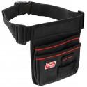 Cinturón para herramientas Portaherramientas con bolsa para clavos y bucle para martillo