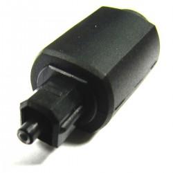 Adaptador Mini-TosLink a TosLink