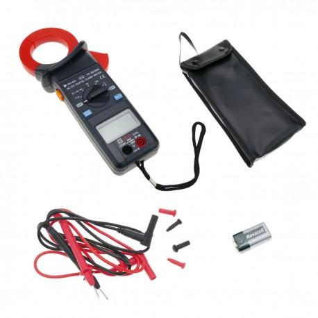 Multímetro digital a pinza AC/DC 1200A modelo YF-8030N