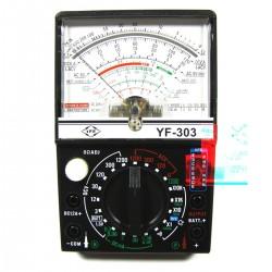 Multímetro analógico modelo YF-303