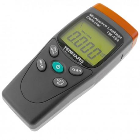 Detector de fugas de microondas Medidor de intensidad de campo RF de 1 eje modelo TM-194