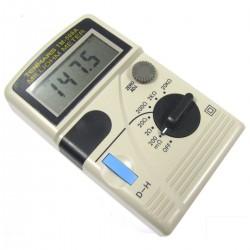 Medidor de resistencias bajas modelo TM-508A