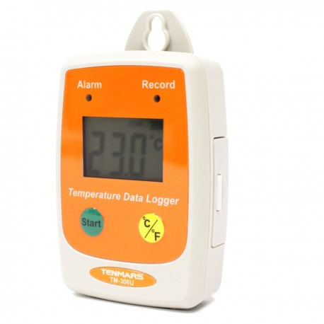 Sensor y registro de temperatura ST306U