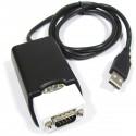 Adaptador USB a RS422 RS485 VSCOM PLUS (1-Port)