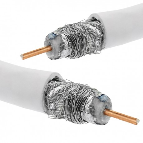 Cable Coaxial Antena TV (100m)