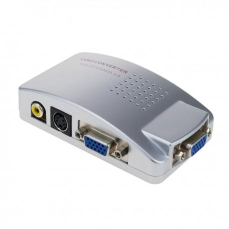 Conversor VGA a TV de 1024x768