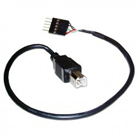 Cable USB 2.0 5pin a BM 30cm (5P-M/B-M)