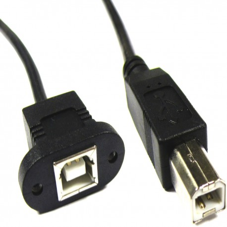 Cable USB 2.0 (BM/BH) 1m
