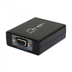 Adaptador USB 2.0 a VGA PRO