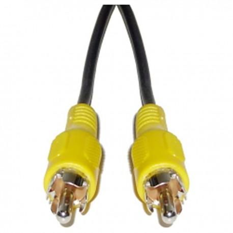 Cable Vídeo 3m (RCA-M/M)