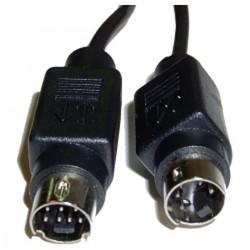 Cable S-VHS 15m (MiniDIN7-M/MiniDIN4-M)