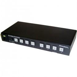 Distribuidor S-Vídeo (8 MiniDIN4 a 1 MiniDIN4)