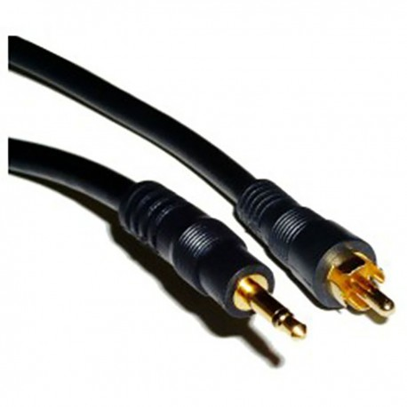 Cable Audio Digital Coaxial SHR 25m (RCA-M / MiniJack-M)