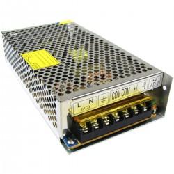 Fuente de alimentación industrial 12VDC 10A